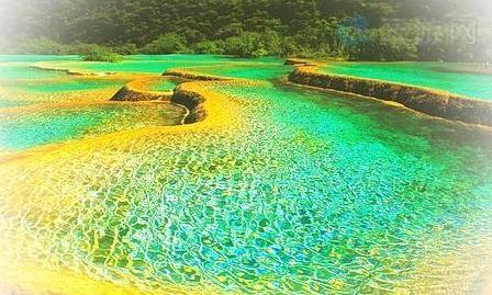 四川旅游景點