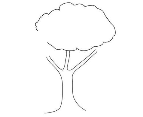 大樹簡筆畫