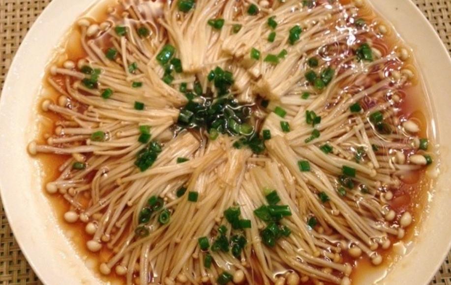 金针菇的做法大全