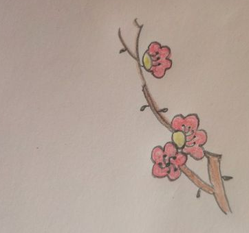 母親節簡筆畫