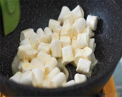 牛轧糖的做法
