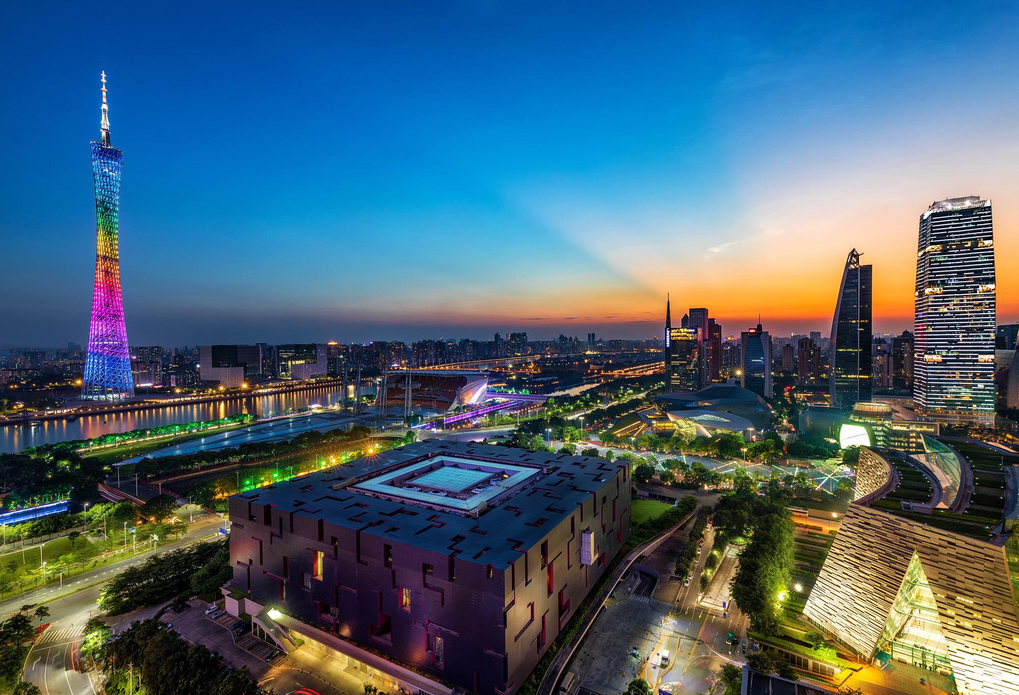 广州有什么大学