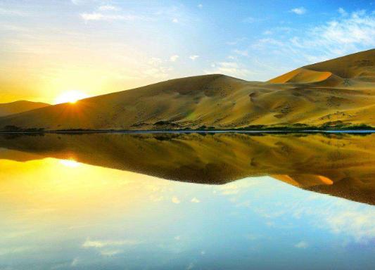 世界上最深的湖泊