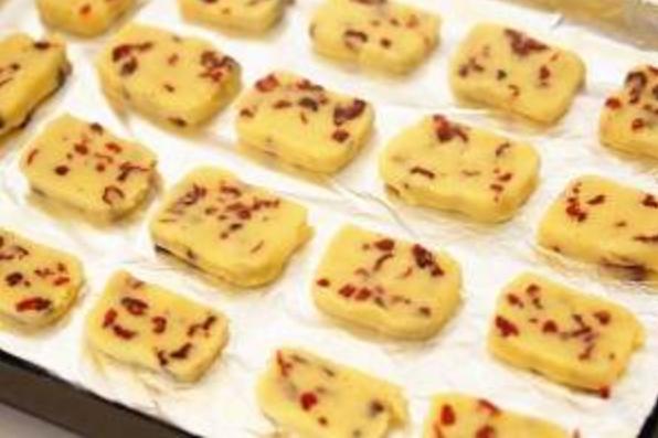 蔓越莓餅干的做法