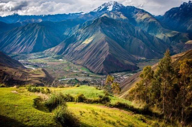 世界最长的山脉