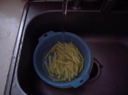 薯條的做法