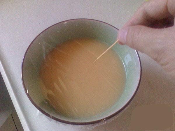 蒸鸡蛋羹的做法