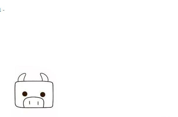 1一3岁宝宝简笔画