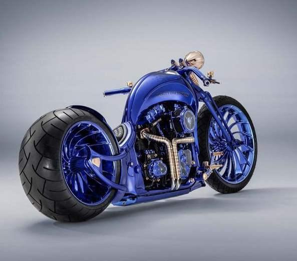 世界上最贵的摩托车