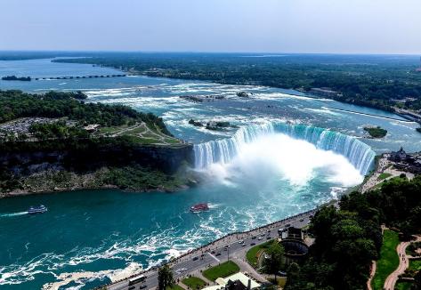 世界上最大的瀑布