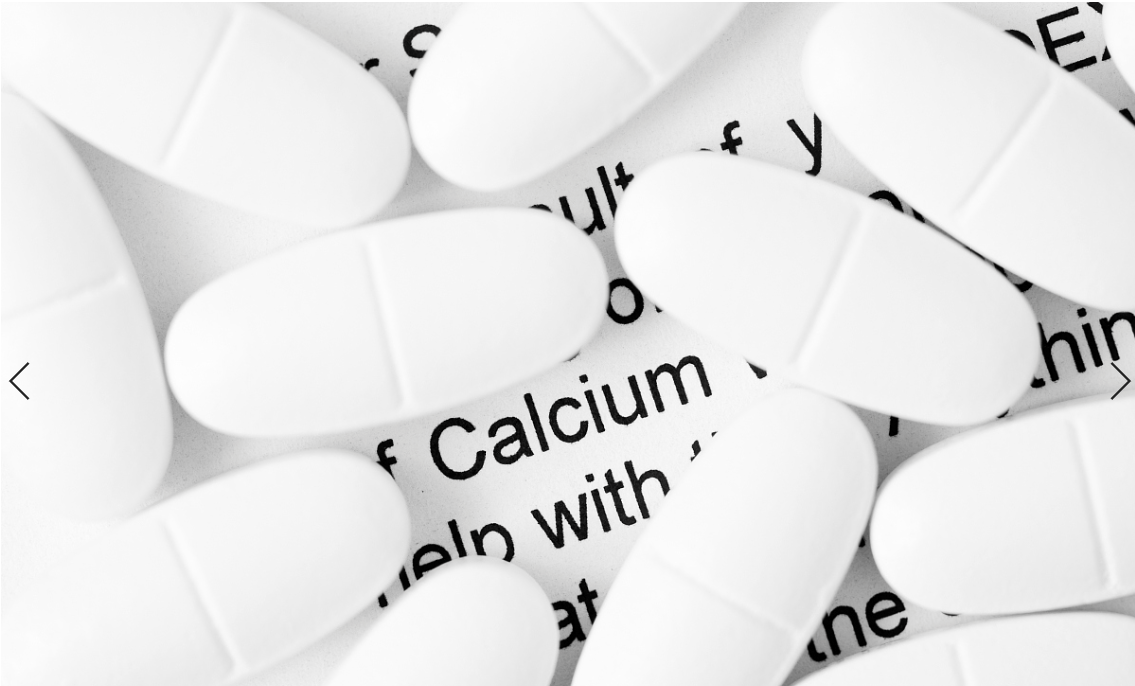 缺鈣怎么辦