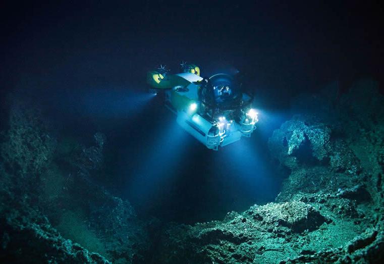 世界最深的海沟