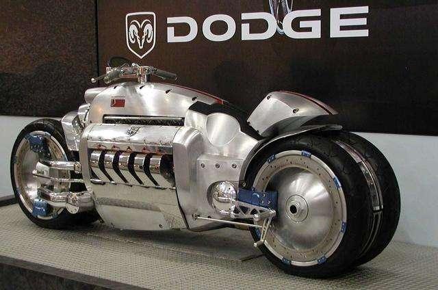 世界上最快的摩托車