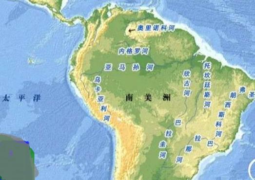 世界上最大的平原