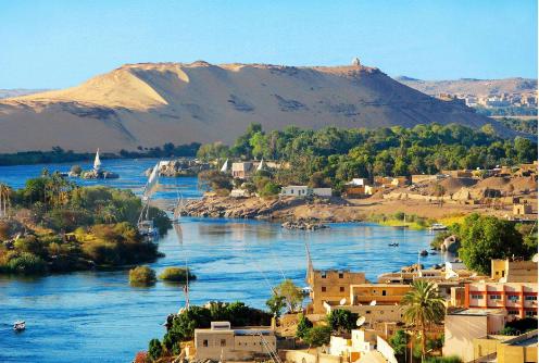 世界上最长的河流
