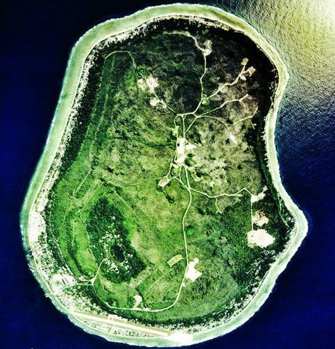 世界上最小的岛