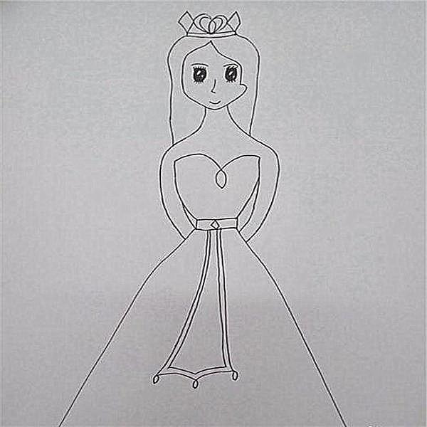 葉羅麗簡筆畫