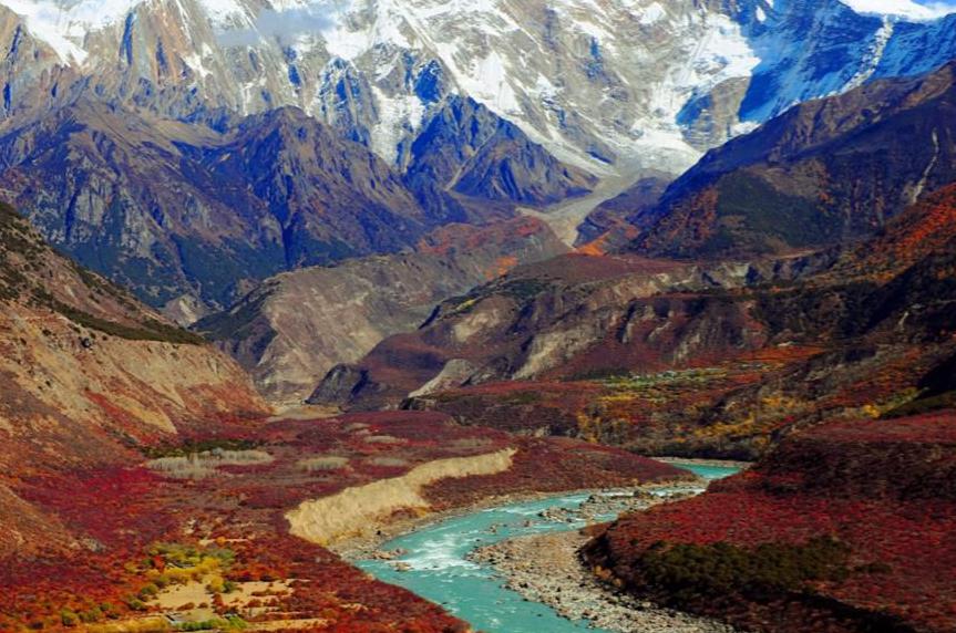 世界第一大峡谷