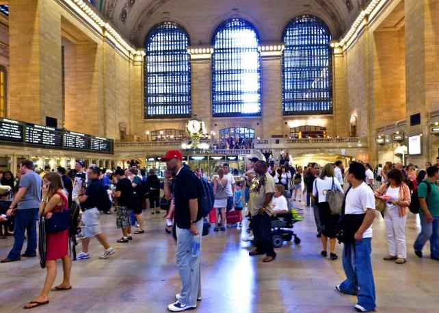 世界上最大的火車站