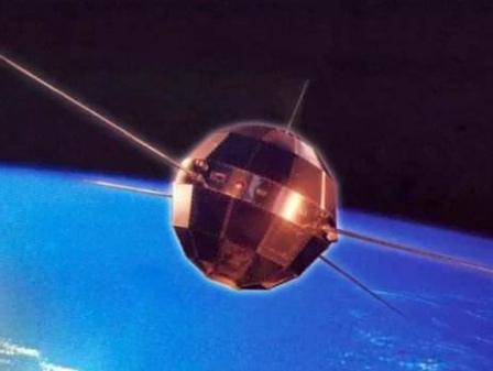 世界上第一颗人造卫星