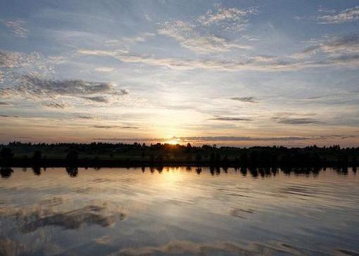 世界上最长的内流河
