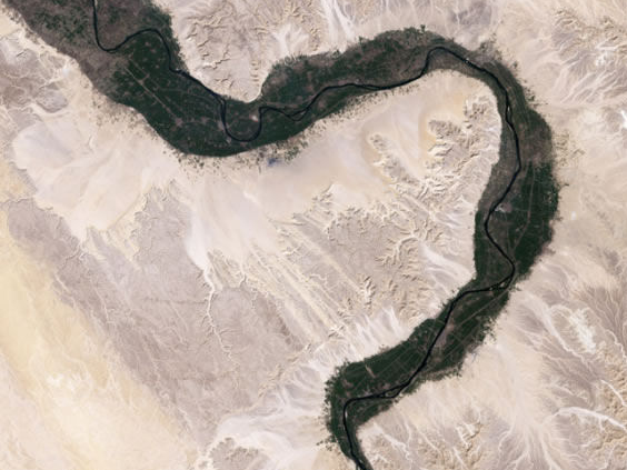 世界最长的河流