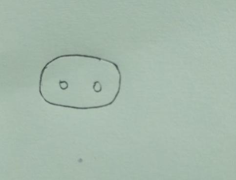 萌萌哒的简笔画