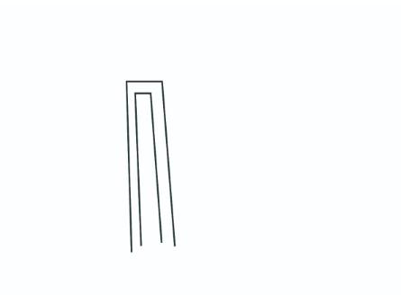 斜拉橋簡筆畫