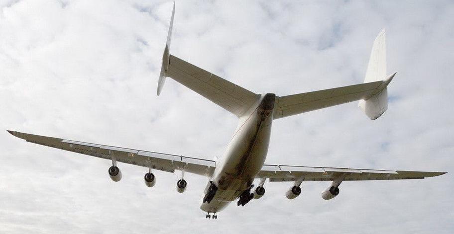世界上最大的飞机