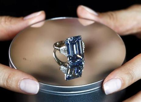 世界最大蓝钻