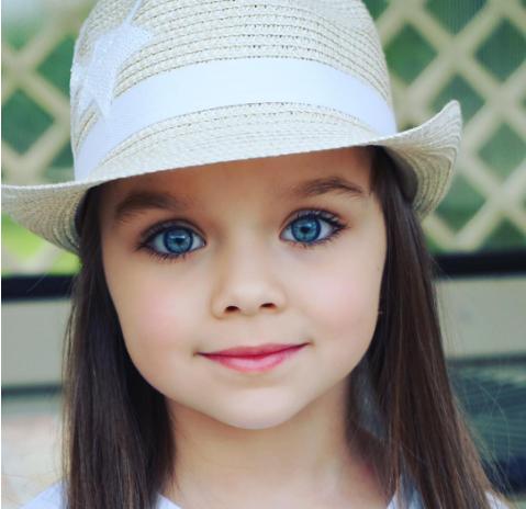 世界上最漂亮的女孩