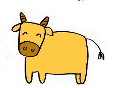 动物简笔画图片大全