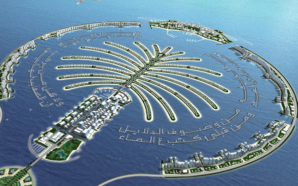 迪拜十大疯狂建筑名称