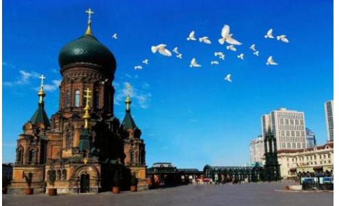 十大著名哈尔滨景点排行榜