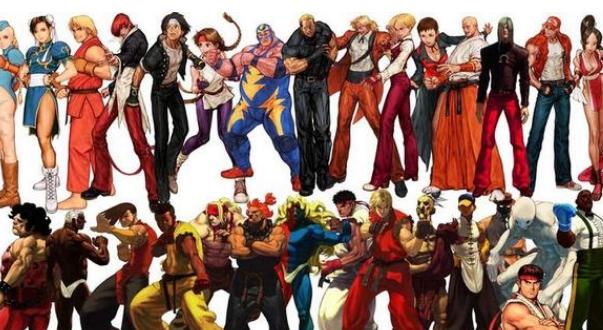 十大格斗游戲排行榜