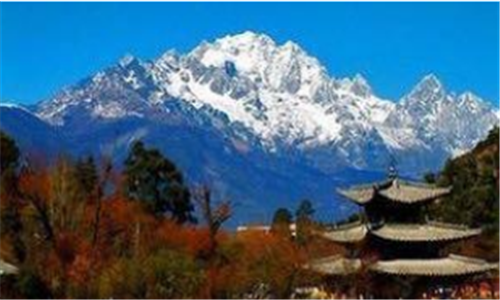 丽江十大旅游景点排名