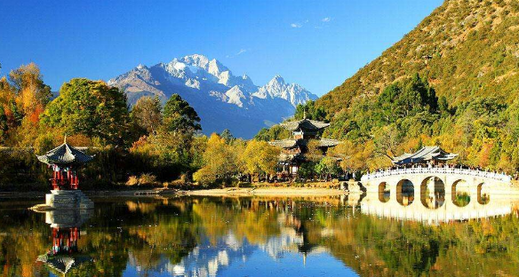 麗江十大旅游景點排名