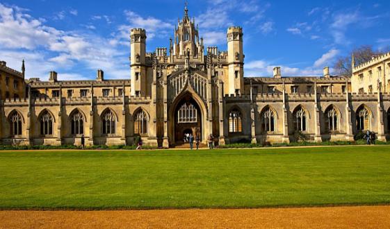 英国大学排名前十
