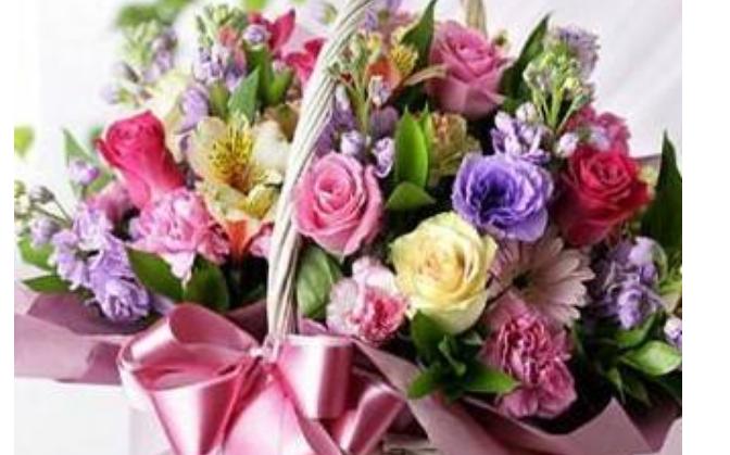 送花祝福語
