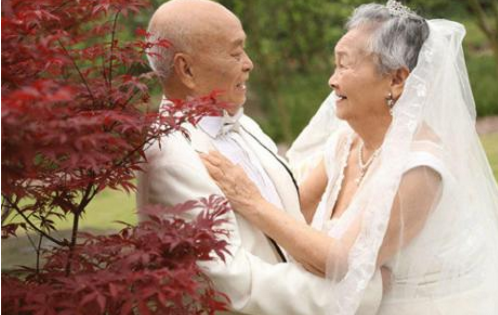 金婚祝福语