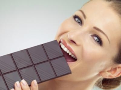 女性吃黑巧克力的好处