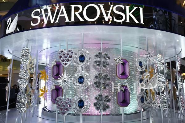 施华洛世奇卖的到底是水晶还是玻璃