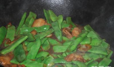 豆角燜肉家常做法