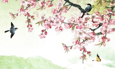 描写春天的古诗