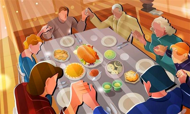 感恩节在几月