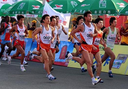 馬拉松距離