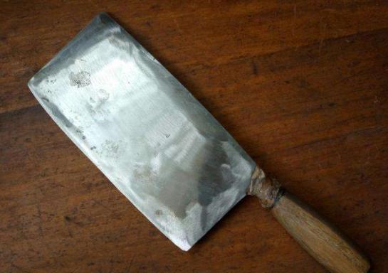 舊菜刀怎么處理安全