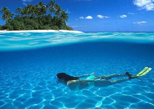 游泳會變白嗎