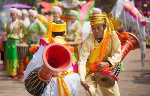 傣族的风俗