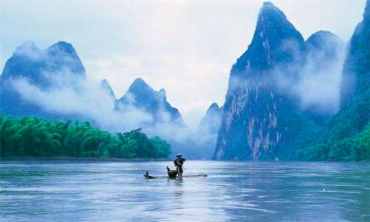 漓江在哪个省